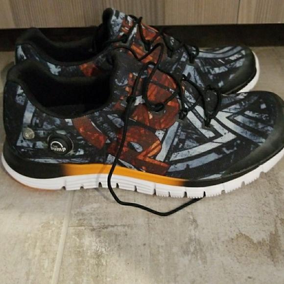 9b1fc01eb3d Men s Reebok ZPUMP Fusion Geo Running Shoe